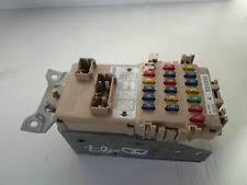 subaru fuses fuse boxes subaru impreza wrx dash interior fuse box block panel junction lb100601b oem