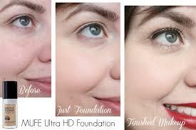 makeupforever ultra hd foundation review ireland face