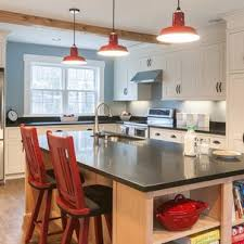 colorful contemporary modern industrial. Lighting Inspiration Medium Size Red Pendant Kitchen Lights  Over Island With Regard To Modern Contemporary Colorful Industrial T