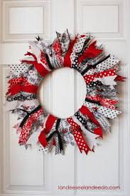 valentine wreaths for your front doorValentines Day Wreath Ideas  Doors by Design