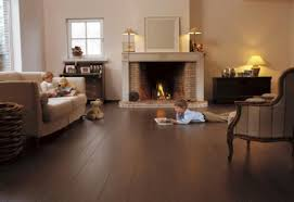 ... Wood Floor Room Source · Contemporary Dark Laminate Flooring Living  Room It Will Have To Be