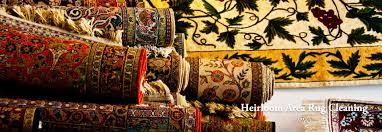 heirloom area rug cleaning