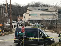 Investigators On The Scene After A Nassau County Cop Only Weeks On