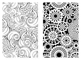 Small Picture Amazoncom Pocket Posh Adult Coloring Book Pretty Designs For