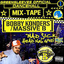 Greensleeves Official Dancehall Mix, Tape 1