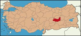 Image result for elazig haritasi