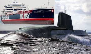 Us Submarine Classes Chart Iran News Navy Sends Nuclear Submarine To Gulf After Tehran
