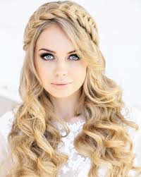 cool easy hairstyle for curly hair easy hairstyles for long curly hair hairstyles inspiration