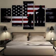 veterans painting canvas wall art picture home decoration on canvas wall art bedroom with veterans painting canvas wall art picture home decoration my soul