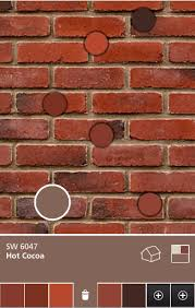 exterior paint colors with red brickhouse with grey and red brick ecterior Archives  House Painting