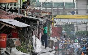 Pemusnahan Kawasan Setinggan di Caloocan, Filipina | Astro Awani