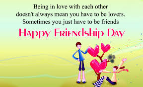 Happy Quotes About Friendship Amazing 48 Happy Friendship Day Messages Quotes Images Status