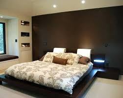 brown accent wall bedroom stunning modern bedroom wall colors accent dark brown accent wall home design
