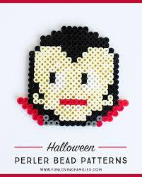 Halloween Perler Bead Patterns Stunning Halloween Perler Bead Patterns Fun Loving Families