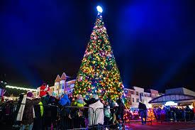 Chardon Christmas Tree Lighting See Crocker Park Tree Lighting Hayden Groves Holiday