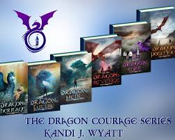Image result for dragon's courage series
