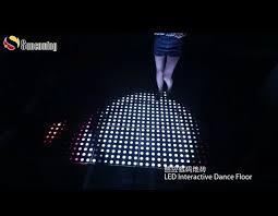 Light Up Floor Mat China Pro 50 X 50 Cm Disco Wedding Rgb Interactive Led Light
