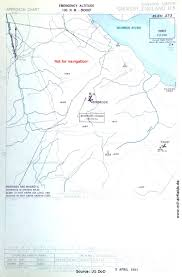 Raf Binbrook Historical Approach Charts Military