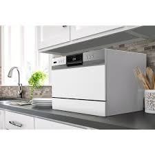 whynter portable countertop dishwashers outstanding kitchen countertops
