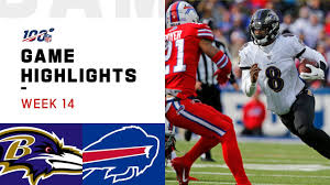Ravens vs. Bills Week 14 Highlights ...