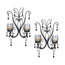 chandelier candle wall sconce