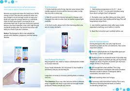 Ketone Test Strips For Urine Ketones Ketosis Level Sticks
