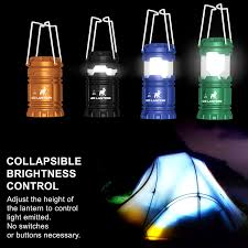 Led Camping Lantern Flashlights Camping Equipment Great For