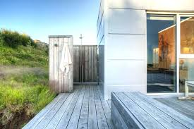 showers outdoor shower decorating ideas beach house outside garden bridal