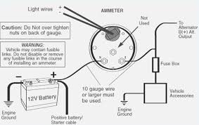 car ammeter wiring diagram electrical drawing wiring diagram \u2022  car ammeter wiring diagram wiring diagram u2022 rh tinyforge co ammeter circuit dc ammeter wiring diagram