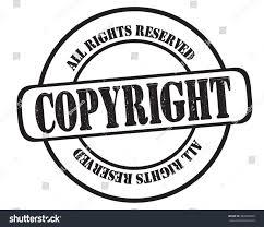 All Rights Reserved Symbol Reserved Stamp Rubber Grunge Vector Image Reserved Sign