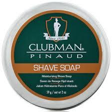 <b>Clubman</b> Shave Soap - <b>Натуральное мыло для</b> бритья 59 гр ...