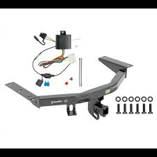 trailer tow hitch for 14 19 acura mdx w wiring harness kit 2012 Acura MDX at 2014 Acura Mdx Trailer Wiring Harness