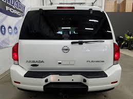 Used 2013 Nissan Armada Platinum 4 Door Sport Utility in ...