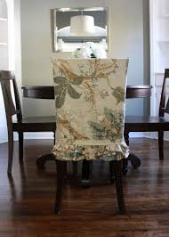 enchanting dining room chair fl cover design