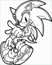 Sonic Coloring Pages Online Pleasant 34 Sonic Free Coloring Pages