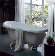 <b>Ванна</b> из литого мрамора 170х77см <b>Kerasan Retro</b> 105591bi/oro ...
