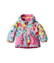 Obermeyer Kids Size Chart Obermeyer Kids Glam Jacket Toddler Little Kids Big Kids