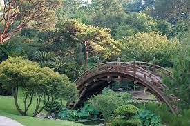 california japanese style gardens