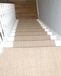 sisal stair runner sisal carpet laid as runner with stair rods sisal stair runner uk sisal stair