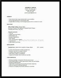 Resume Scholarship Resume