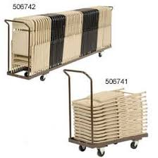 global industrial cart. folding chair \u0026 table carts global industrial cart