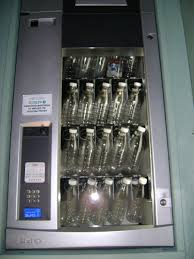 Bottle Vending Machine Cool Milk Machine The Reality Tunnel