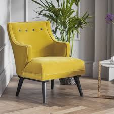 Yellow Chairs Living Room Yellow And Grey Chair Winda 7 Furniture