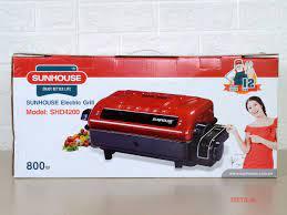 Lò nướng điện Sunhouse SHD4200 - META.vn