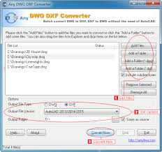 Convert Dwg To Dxf Dwg To Dxf Converter