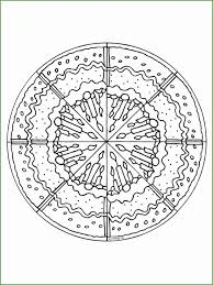 Mandala Kleurplaten A4 Formaat Archidev