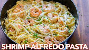 Creamy Shrimp Pasta Recipe (VIDEO ...