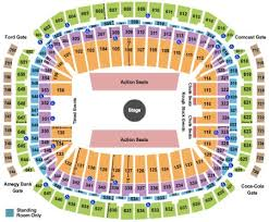 Reliant Seating Chart Football Nrg Stadium Tickets And Nrg Stadium Seating Chart Buy Nrg