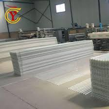 corrugated plastic roofing sheet 1 0mm transpa wall frp panel