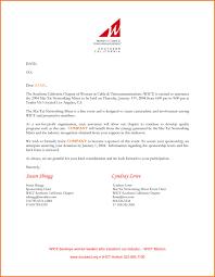Sample Of Sponsorship Letter Free Booklet Template Microsoft Word
